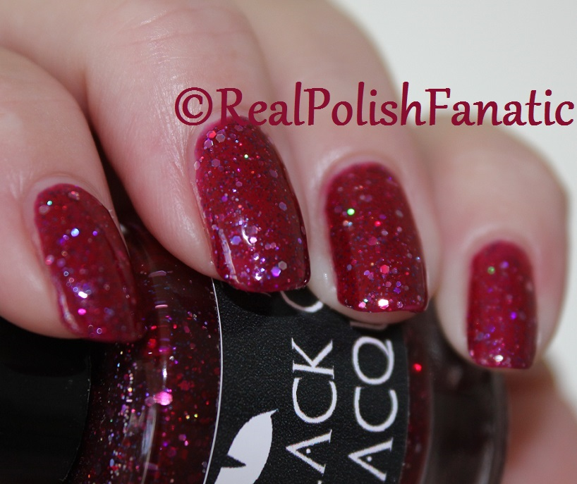 Black Cat Lacquer - Cosmic Cranberry (5)