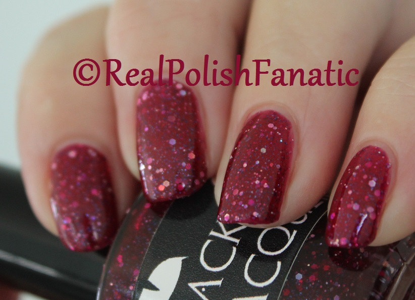 Black Cat Lacquer - Cosmic Cranberry (8)