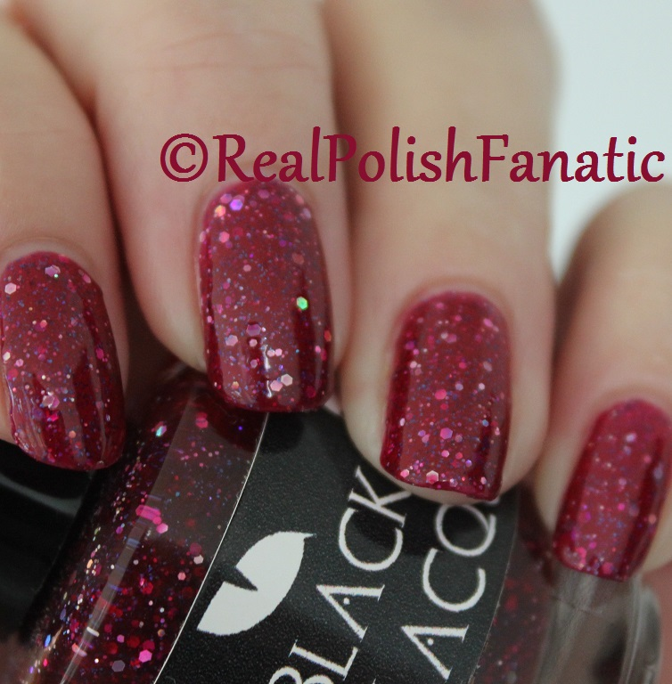 Black Cat Lacquer - Cosmic Cranberry (9)