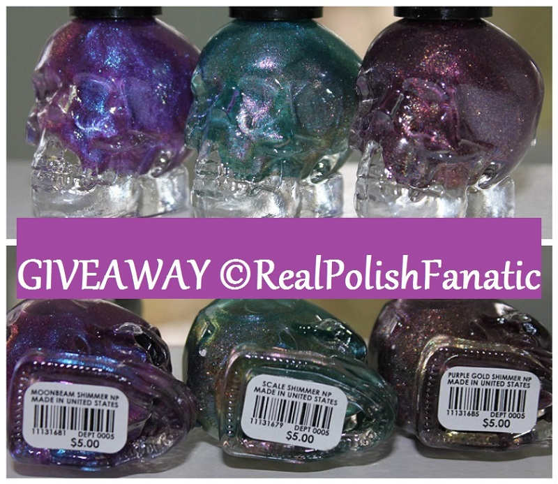 Blackheart Beauty Instagram Giveaway 1