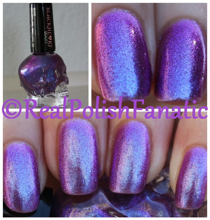 Blackheart Beauty - Moonbeam Shimmer