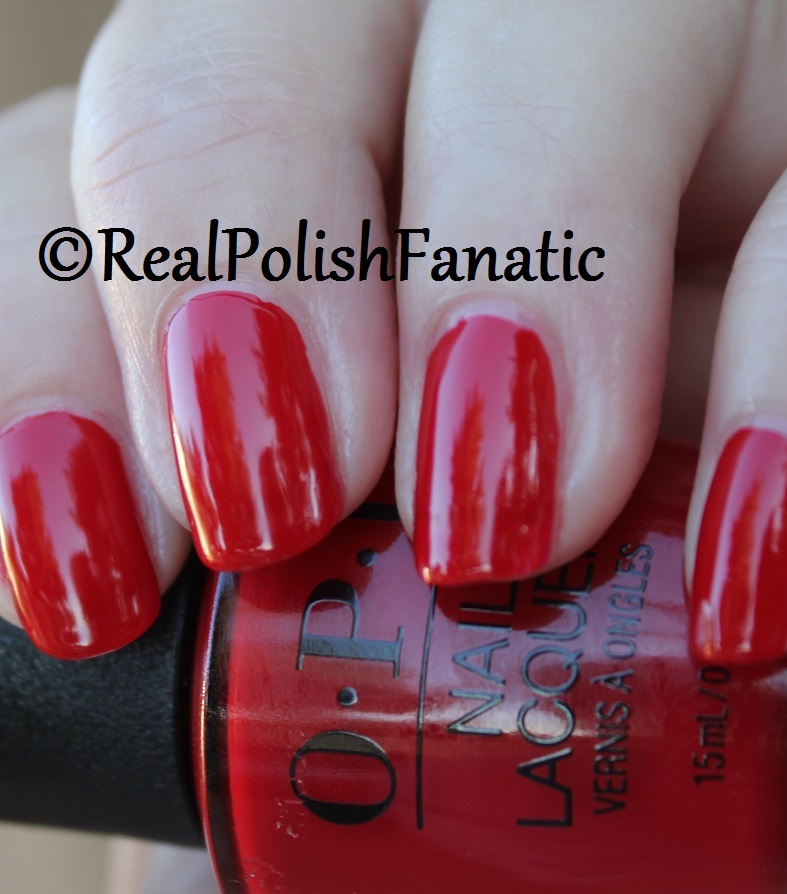 OPI Adam said, It's New Year's, Eve - XOXO Collection Holiday 2017 (14)