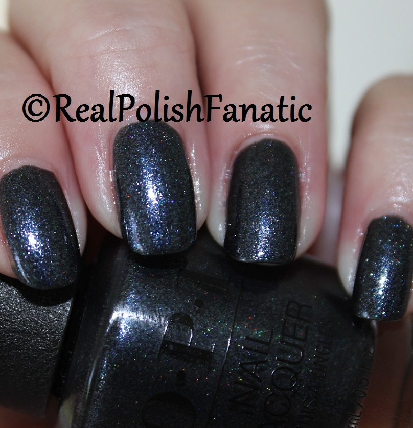 OPI Coalmates - XOXO Collection Holiday 2017 (2)