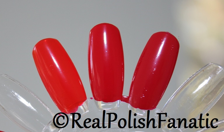 OPI Reds Comparison - XOXO Collection Holiday 2017 (3)
