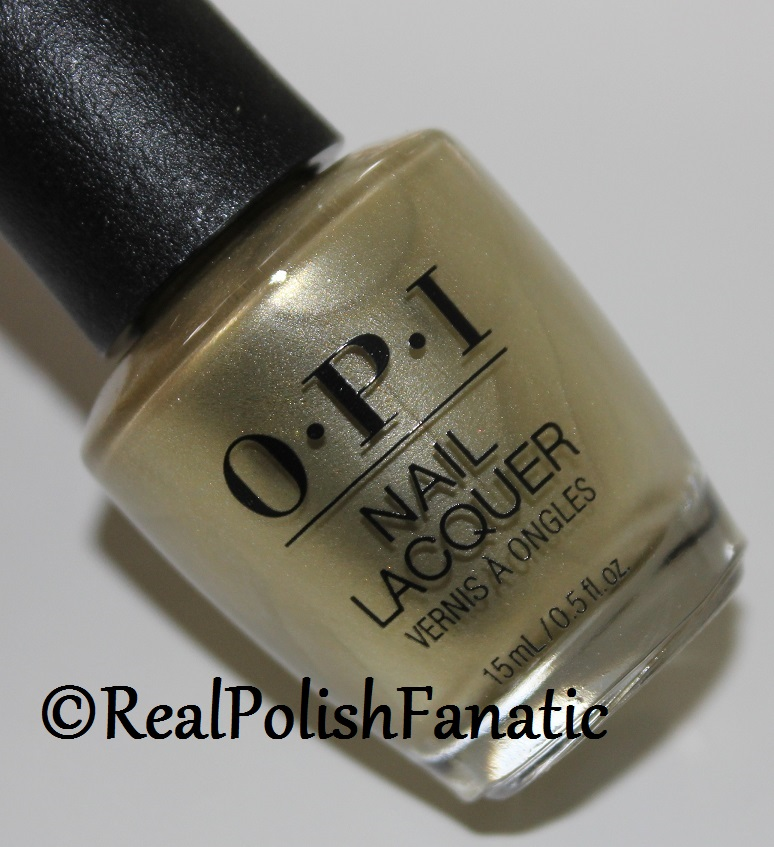 OPI XOXO Holiday 2017 Collection - Gift Of Gold Never Gets Old (1)