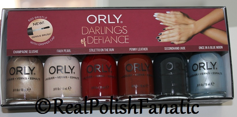 Orly Color Pass Holiday 2017 Darlings of Defiance (5)