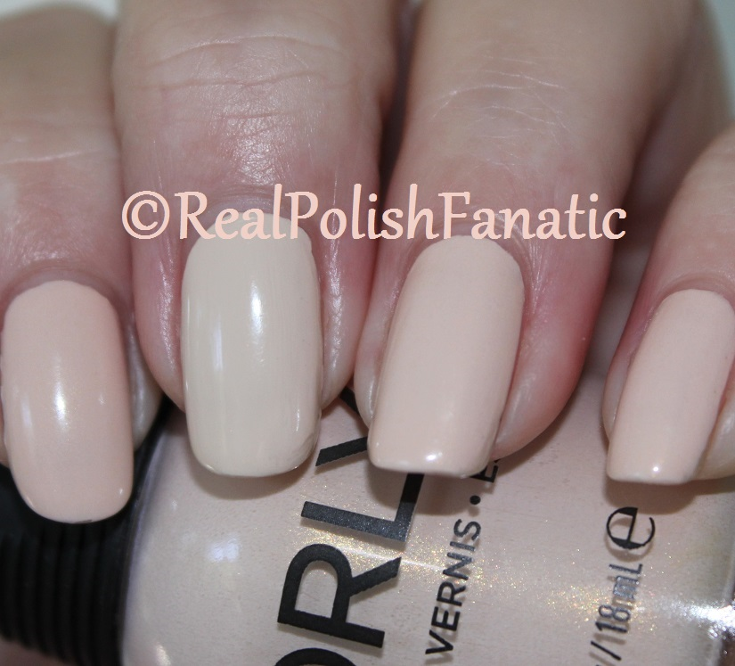 Orly Faux Pearl with OPI My Vampire Is Buff comparison (3)