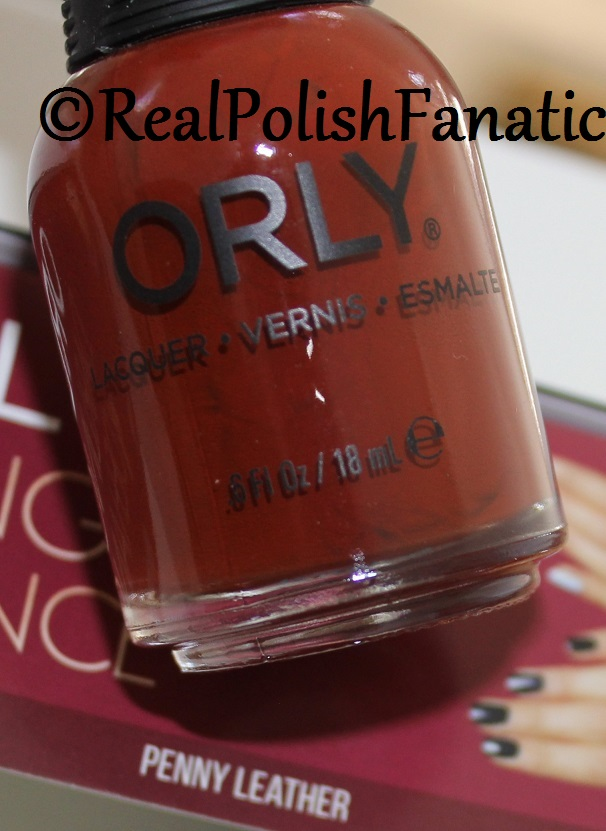 Orly Penny Leather - Color Pass Holiday 2017 Darlings of Defiance (9)