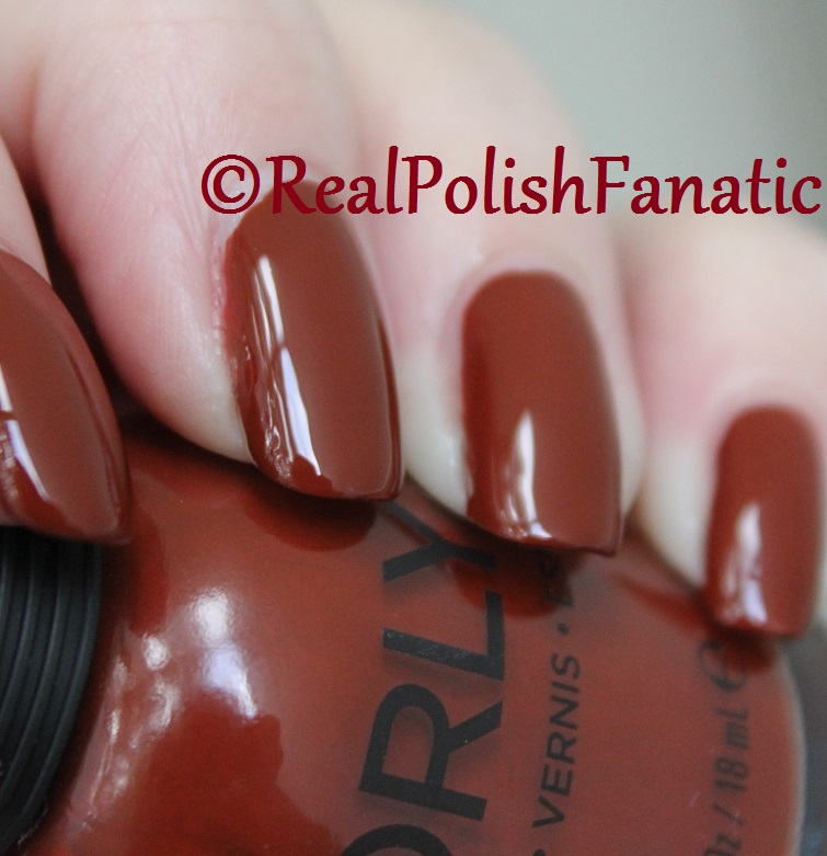 Orly Penny Leather - Darlings of Defiance Holiday 2017 (10)
