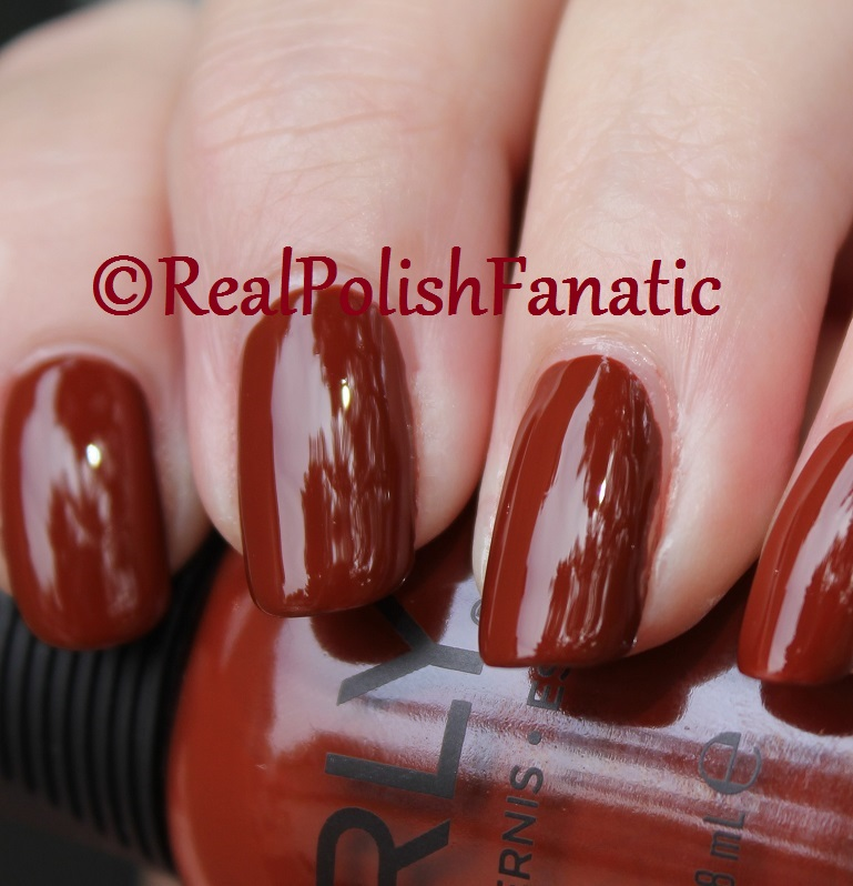 Orly Penny Leather - Darlings of Defiance Holiday 2017 (20)