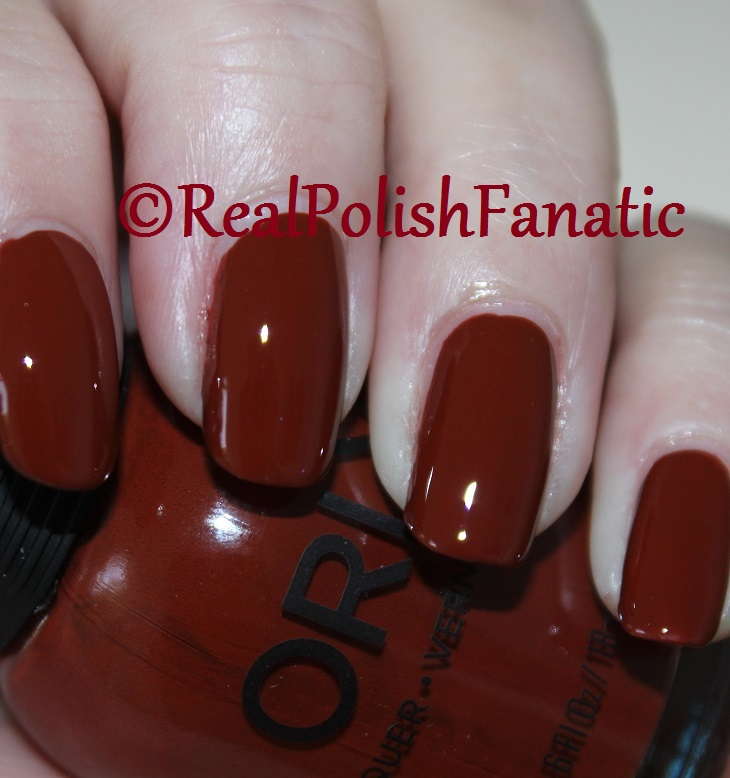 Orly Penny Leather - Darlings of Defiance Holiday 2017 (5)