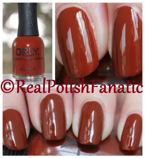 Orly Penny Leather - Darlings of Defiance Holiday 2017