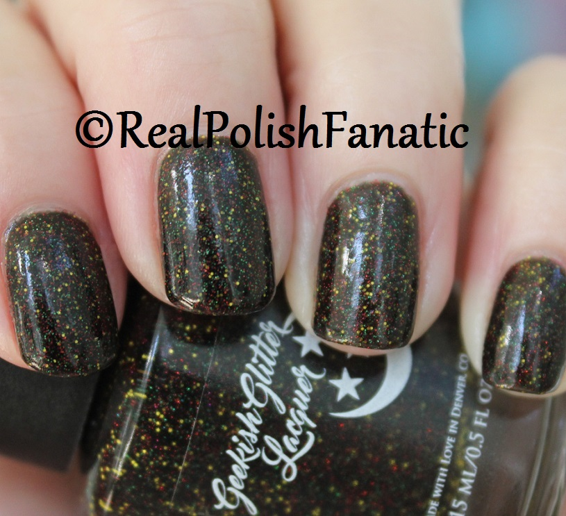 Geekish Glitter Lacquer - It's My Right To Replace Him -- Batman's Robins Collection October 2017 (17)