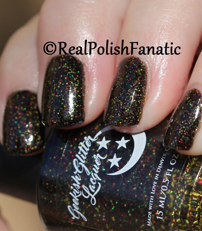 Geekish Glitter Lacquer - It's My Right To Replace Him -- Batman's Robins Collection October 2017 (27)