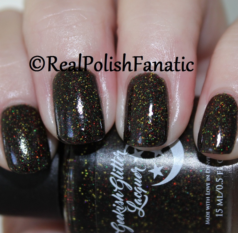 Geekish Glitter Lacquer - It's My Right To Replace Him -- Batman's Robins Collection October 2017 (6)