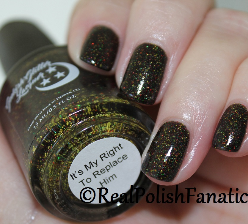 Geekish Glitter Lacquer - It's My Right To Replace Him -- Batman's Robins Collection October 2017 (7)