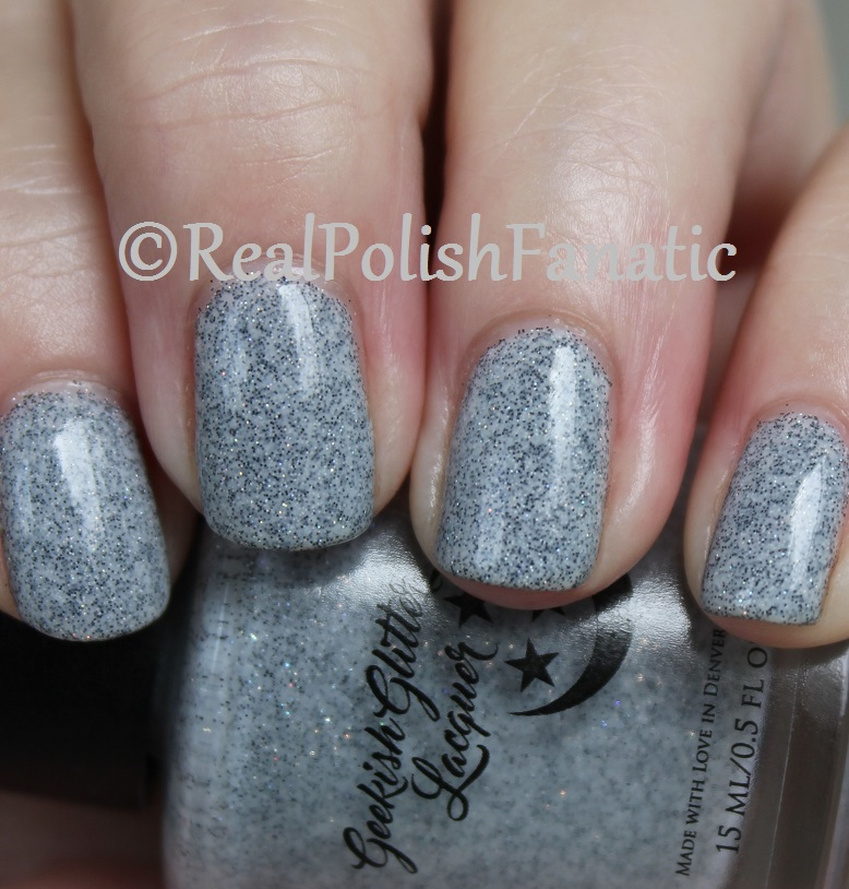Geekish Glitter Lacquer - Only 365 Days Until Next Halloween (11)
