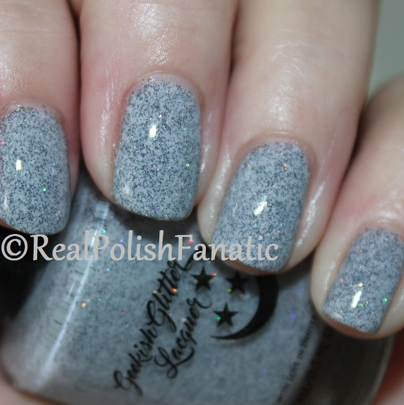 Geekish Glitter Lacquer - Only 365 Days Until Next Halloween (5)