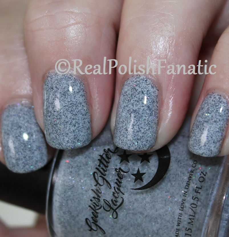 Geekish Glitter Lacquer - Only 365 Days Until Next Halloween (6)