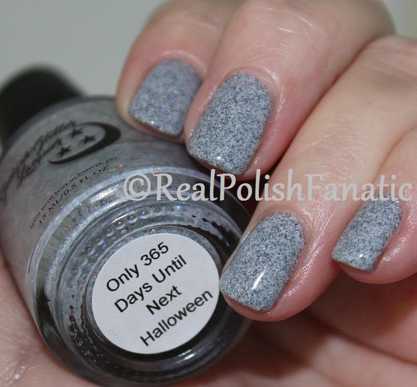 Geekish Glitter Lacquer - Only 365 Days Until Next Halloween (7)