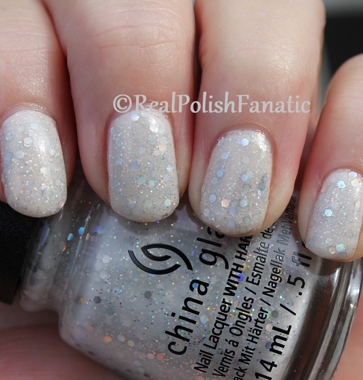 China Glaze _ Don't Be A Snow-flake -- Holiday 2017 The Glam Finale Collection (20)
