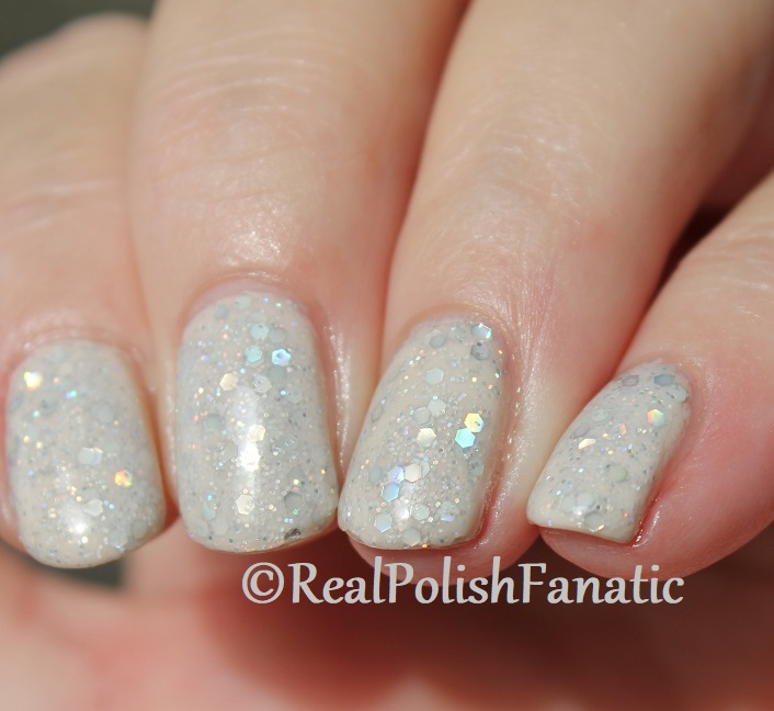 China Glaze _ Don't Be A Snow-flake -- Holiday 2017 The Glam Finale Collection (23)