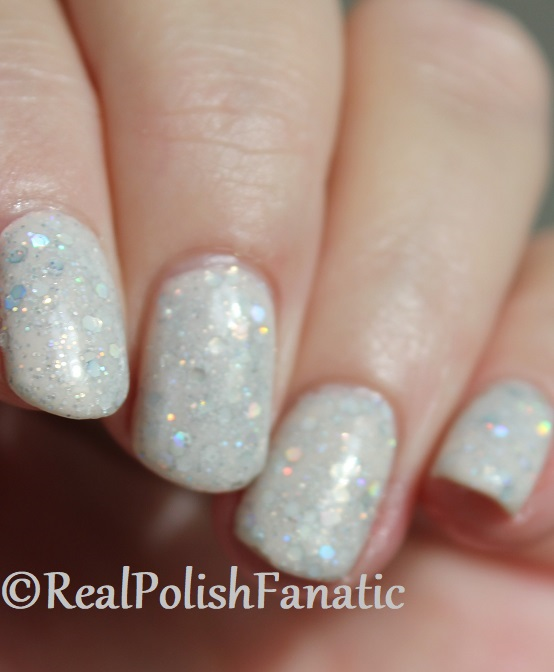 China Glaze _ Don't Be A Snow-flake -- Holiday 2017 The Glam Finale Collection (25)