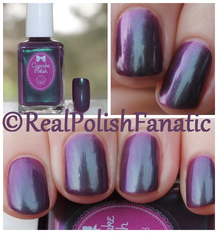 Cupcake Polish - All Tide Up