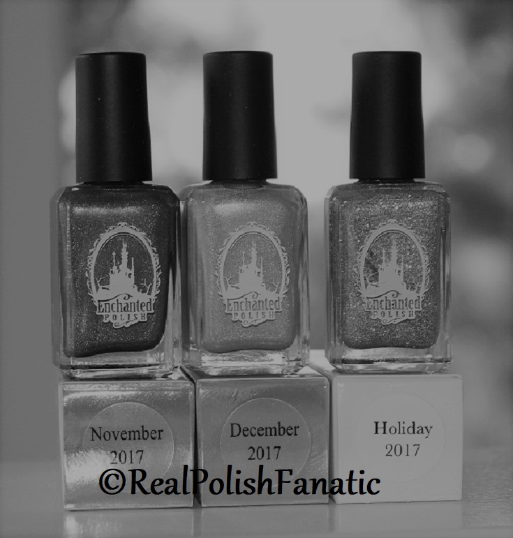 Enchanted Polish Monthly Mysteries - November 2017, December 2017, Holiday 2017 (2)
