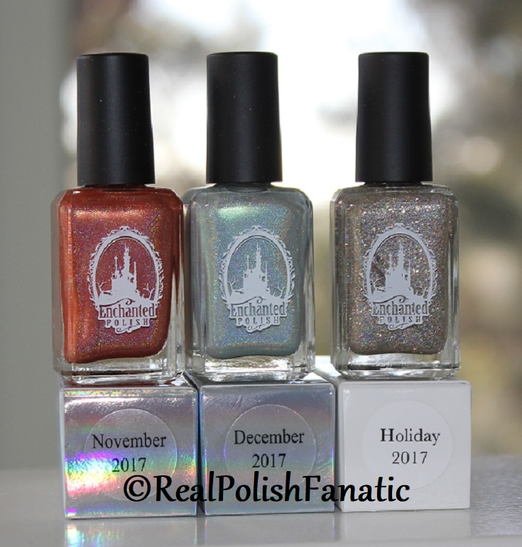Enchanted Polish Monthly Mysteries - November 2017, December 2017, Holiday 2017 (3)