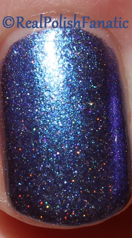 Nail Hoot Lacquer - O Holy Night (24)