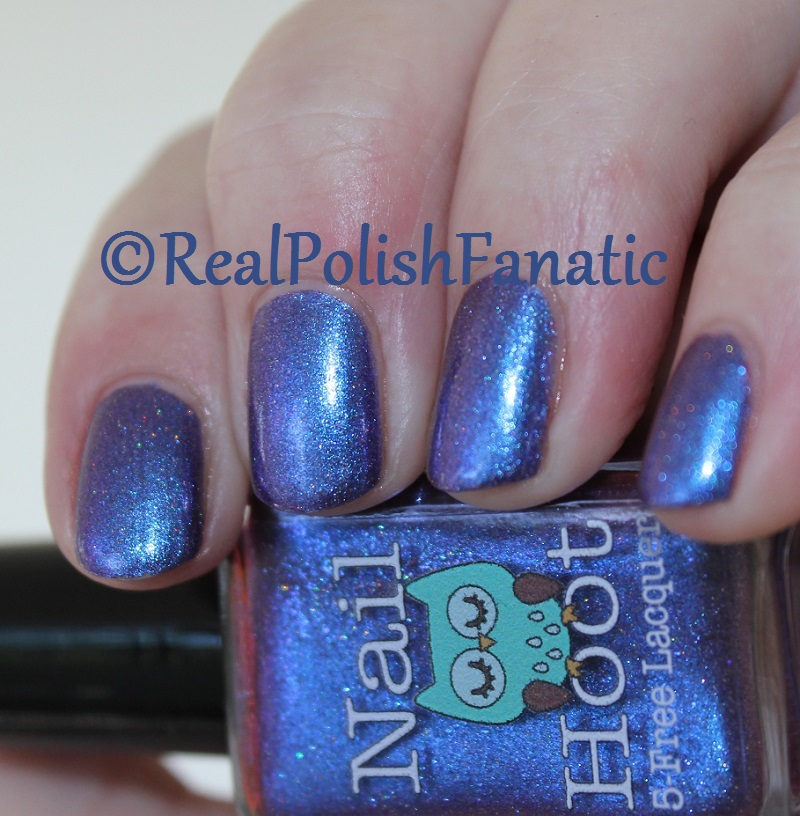 Nail Hoot Lacquer - O Holy Night (6)