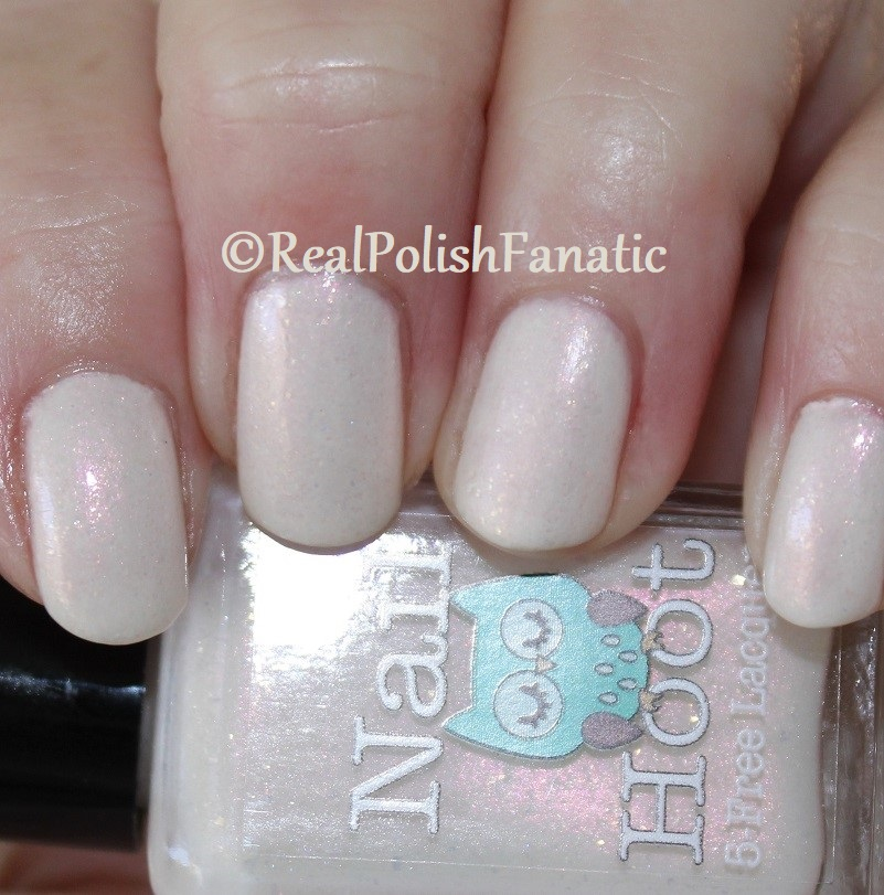 Nail Hoot - Pearl June -- Birthstone Collection (3)