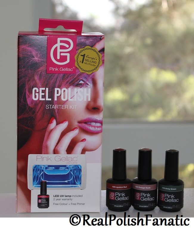 Pink Gellac Starter System Review with Dynamic Pink Gel Color (1)