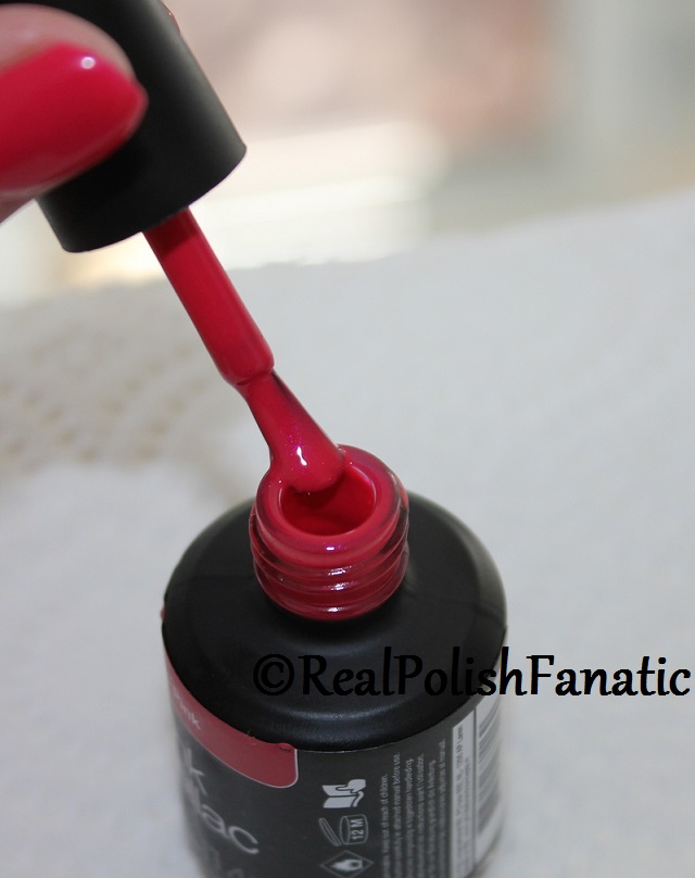 Pink Gellac Starter System Review with Dynamic Pink Gel Color (13)