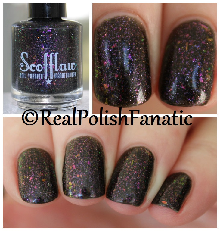Scofflaw Nail Varnish - Prototype -- 2017
