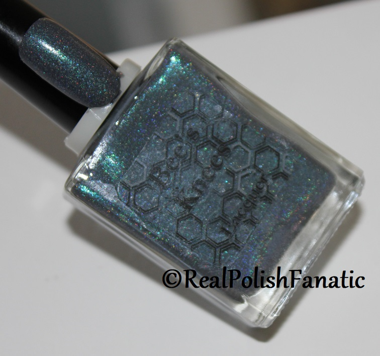 Bethesda Collaboration Box - Bees Knees Lacquer + Geekish Glitter Lacquer (11)