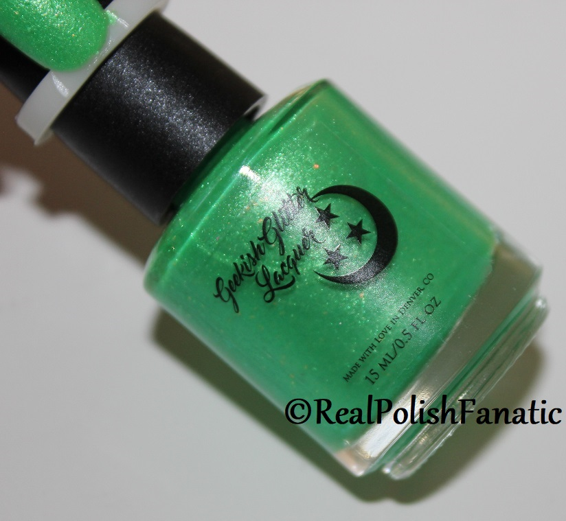 Bethesda Collaboration Box - Bees Knees Lacquer + Geekish Glitter Lacquer (3)
