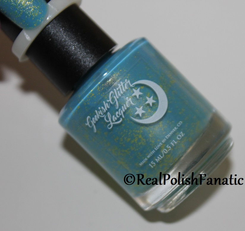Bethesda Collaboration Box - Bees Knees Lacquer + Geekish Glitter Lacquer (4)