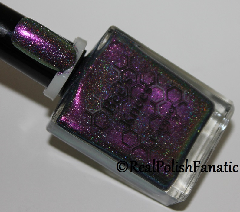 Bethesda Collaboration Box - Bees Knees Lacquer + Geekish Glitter Lacquer (5)