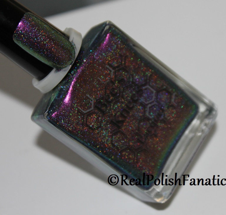 Bethesda Collaboration Box - Bees Knees Lacquer + Geekish Glitter Lacquer (9)