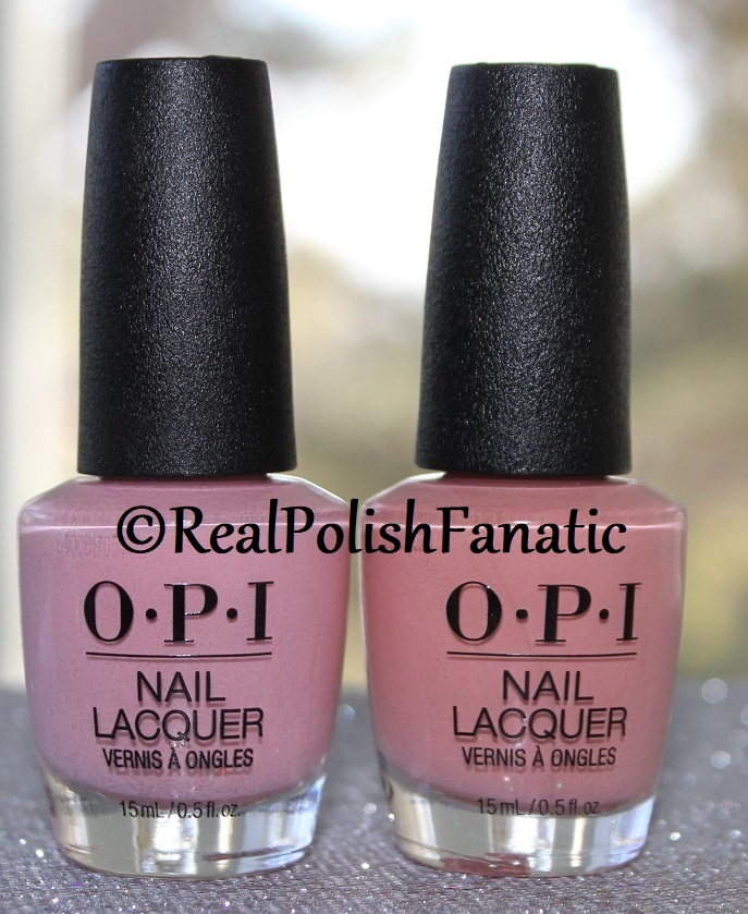 OPI Tagus In That Selfie! vs OPI You've Got Nata On Me -- OPI Spring 2018 Lisbon -- Comparison (1)