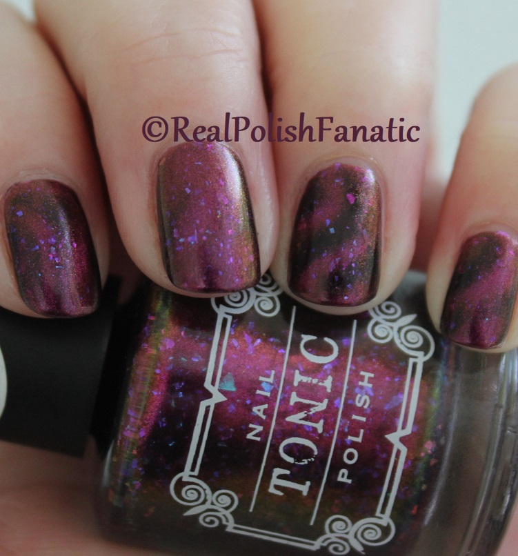Tonic Polish - Zeppo - Multichrome Madness Exclusive Dec 2017 (10)
