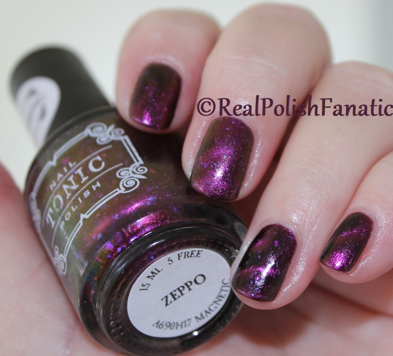 Tonic Polish - Zeppo - Multichrome Madness Exclusive Dec 2017 (5)