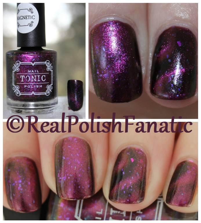 Tonic Polish - Zeppo - Multichrome Madness Exclusive Dec 2017