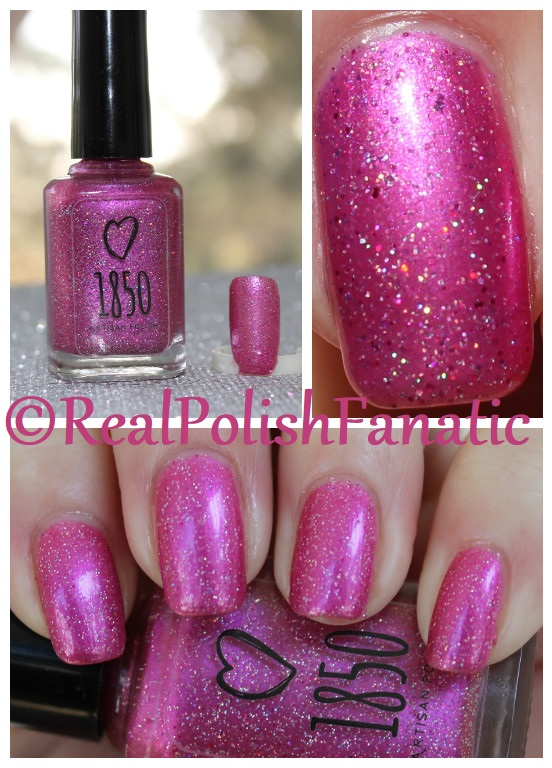 1850 Artisan Polish - Hollywood -- Debut Collection January 2018