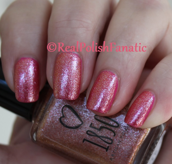 1850 Artisan Polish - Santa Monica Pier over Shleee Polish - Kiss Cam (13)