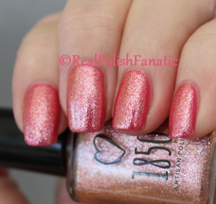 1850 Artisan Polish - Santa Monica Pier over Shleee Polish - Kiss Cam (17)