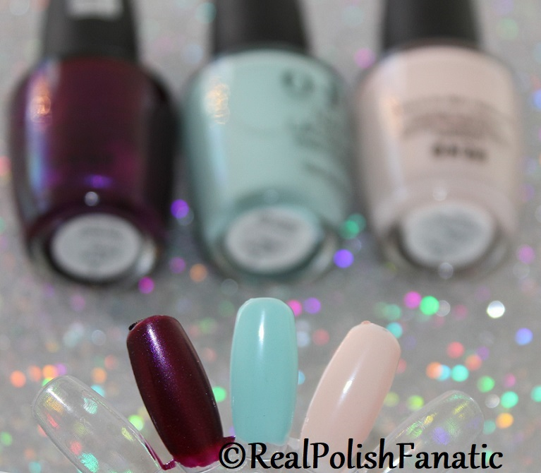 Ulta Exclusive OPI Lisbon Collection Spring 2018 -- OPI And The Raven Cried Give Me More, OPI Can I Bairro This Shade, OPI Climb Every Castle (3)