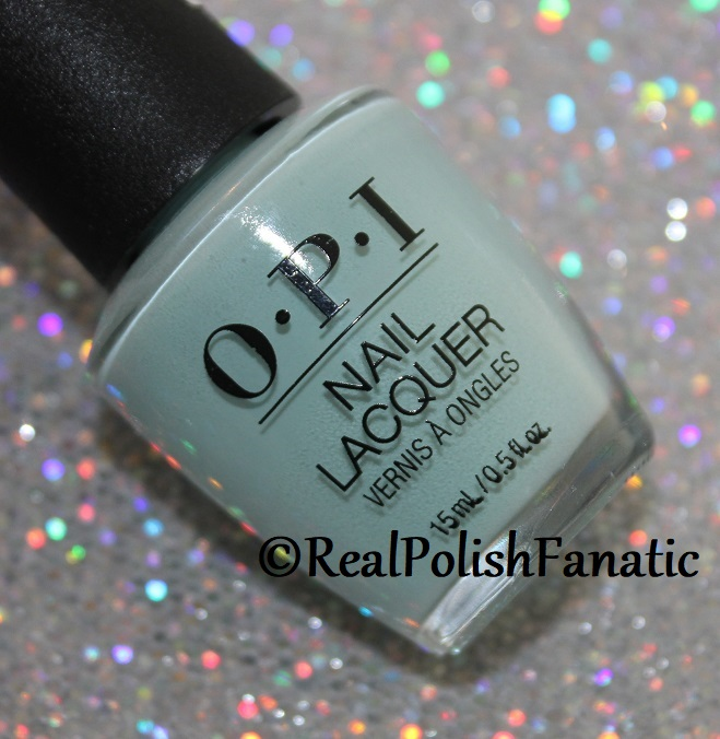 Ulta Exclusive OPI Lisbon Collection Spring 2018 -- OPI Can I Bairro This Shade